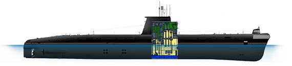 Дизельная подводная лодка принцип работы — photo 8