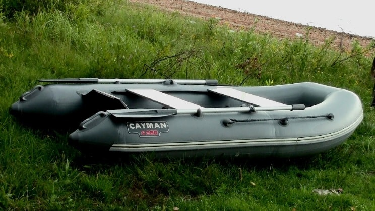 Names of PVC inflatable boats  Tips for choosing an inflatable boat